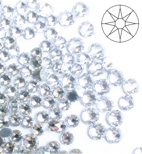 Strass Crystal clear 2088 thermocollant