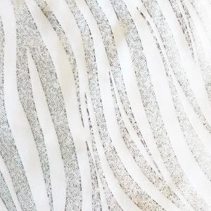 zebre blanc argent
